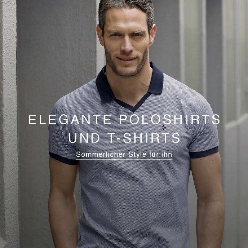 Polos und T-Shirts