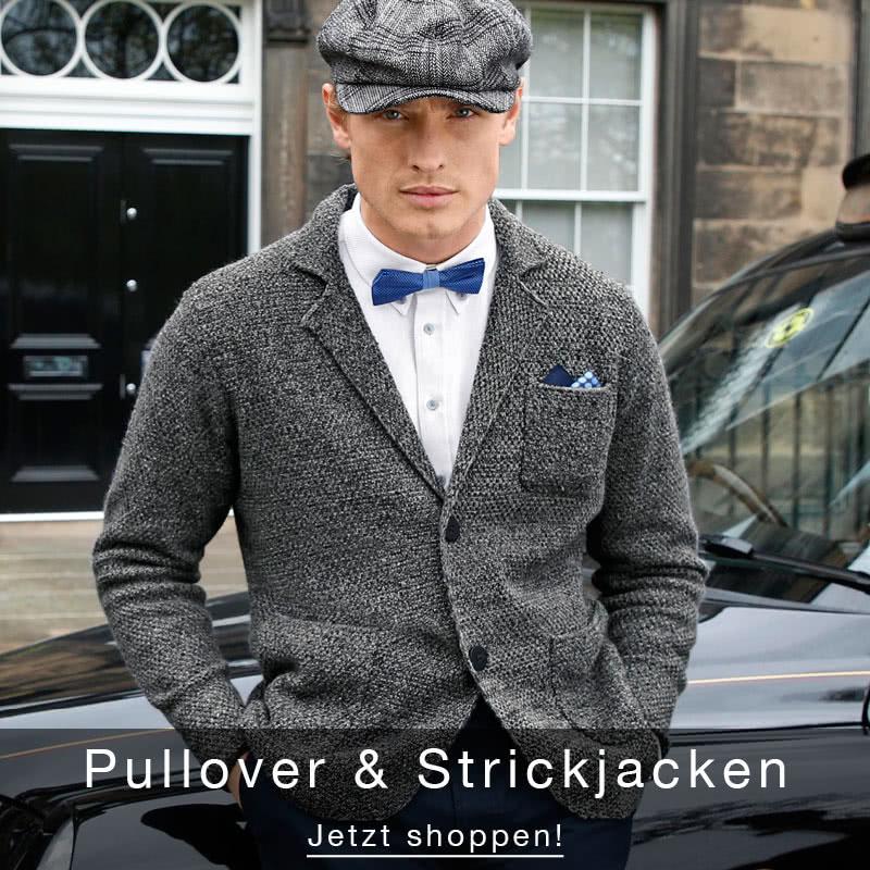 Pullover & Strickjacken